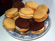 Песочное печенье «Ассорти» со сливочным кремом