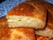 Бездрожжевой хлеб на молоке