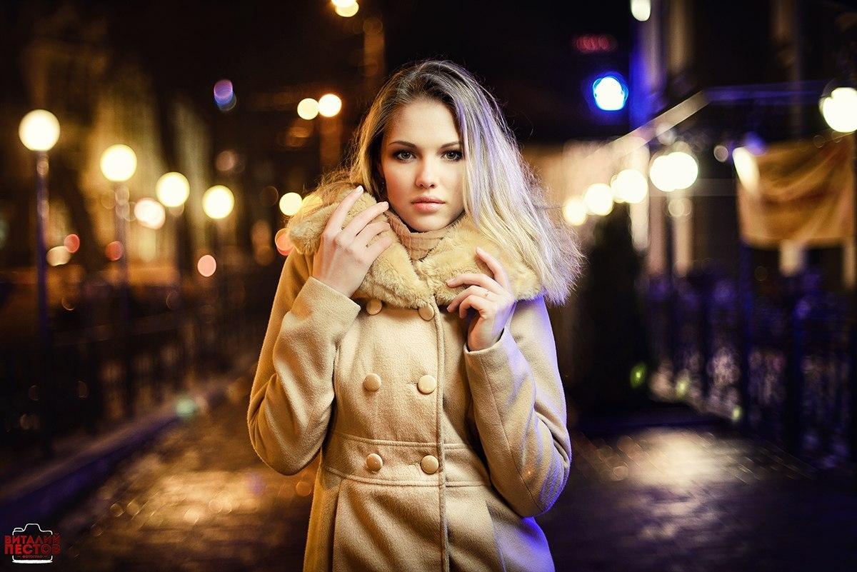 Ночная фотосессия на улице стойкиукрасить