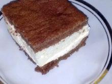Десерт «Молочный ломтик»