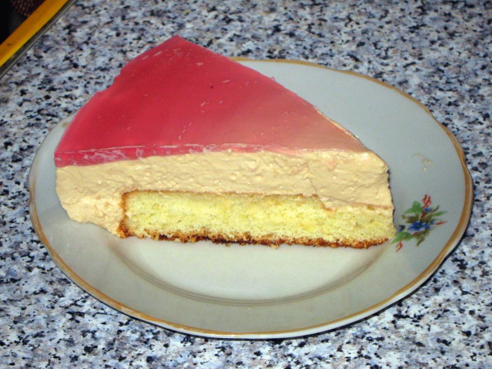 Торт «Симфония вкуса»