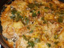 Пангасиус по сыром