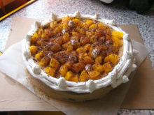 Торт «Медовая сладость»