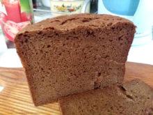 Ржаной заварной хлеб с кориандром и мёдом
