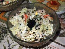 Салат Оливье (настоящий рецепт)