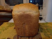 Луковый хлеб в хлебопечке LG