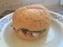 Бургер с индейкой «Пикник»