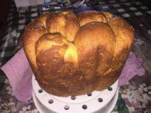 Сладкий хлеб с корицей в хлебопечке